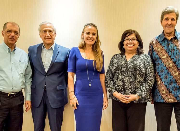 Pew Bertarelli Ocean Ambassadors news